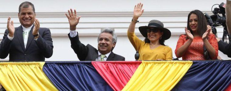 president-ecuador-vlucht-voor-sociaal-protest-uit-hoofdstad-quito-|-uitpers