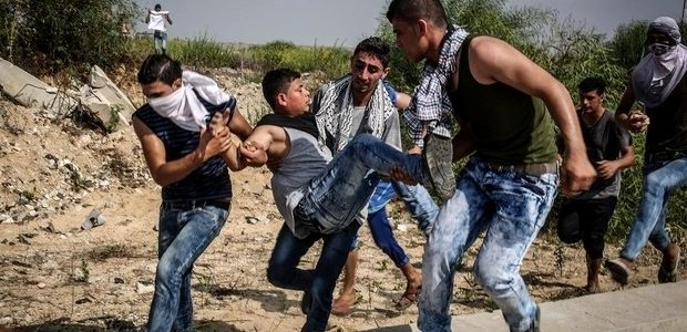 more-than-1,000-palestinians-in-gaza-have-bone-infections-after-being-shot-by-israeli-forces-–-global-research