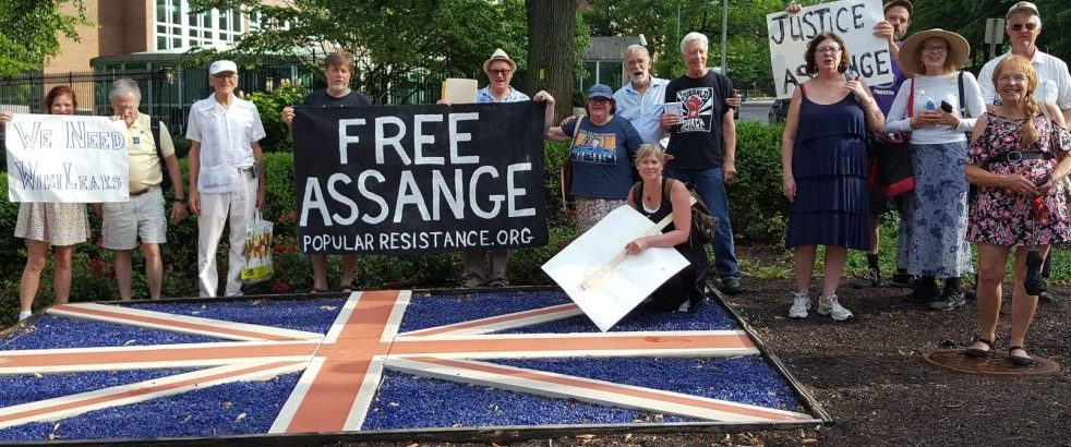 british-government-retains-julian-assange-in-a-maximum-security-prison-at-the-behest-of-trump-regime-–-global-research
