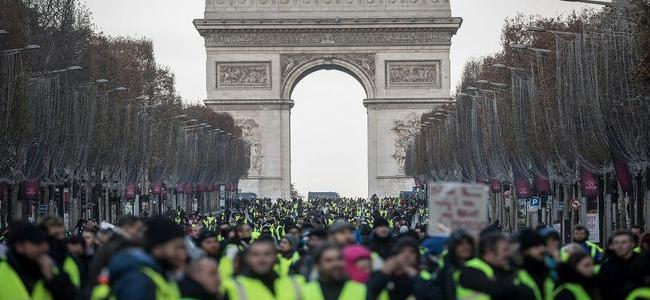 gilets-jaunes:-the-french-insurrection-one-year-on