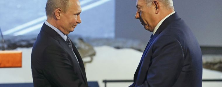 "russia–israel-rapprochement-for-""coordination""-on-syria?-–-global-research"