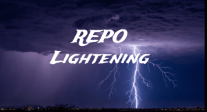 reality-versus-the-repo-lightening