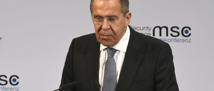 """lawrow-auf-der-sicherheitskonferenz:-""""barbarisierung-internationaler-beziehungen"""""""