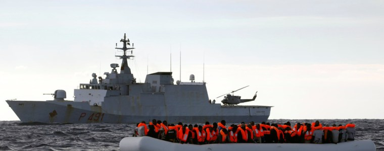 eu-nations-bicker-over-libya-arms-embargo-fearing-warships-would-encourage-migrants-to-cross-mediterranean-&-flood-europe