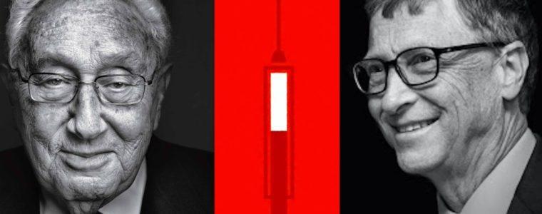 henry-kissinger-&-bill-gates-call-for-mass-vaccination-&-global-governance-–-activist-post