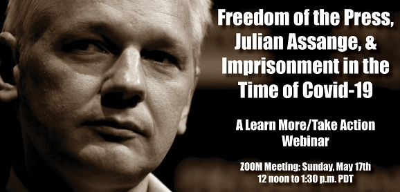 freedom-of-the-press,-julian-assange,-&-imprisonment-in-the-time-of-covid-19-–-defend-wikileaks