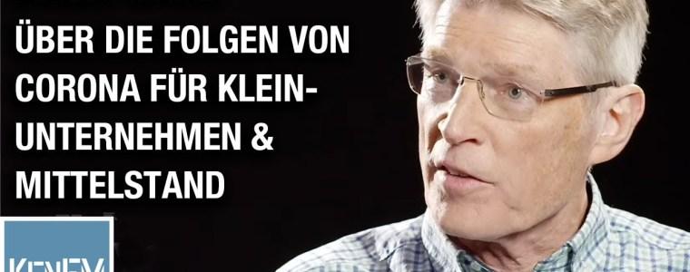 ernst-wolff-uber-die-folgen-der-corona-krise-fur-kleinunternehmen-und-mittelstand-|-kenfm.de