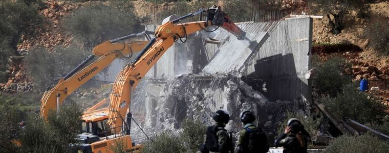 israeli-bulldozers-continue-to-demolish-palestinian-homes-in-jerusalem-and-occupied-west-bank-–-global-research