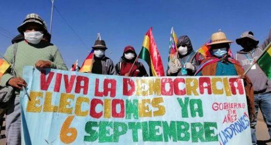 bolivia:-sociale-bewegingen-bereiden-zich-voor-op-een-grote-confrontatie-met-het-post-coup-regime,-nationale-blokkade-begint-maandag.-–-hands-off-venezuela