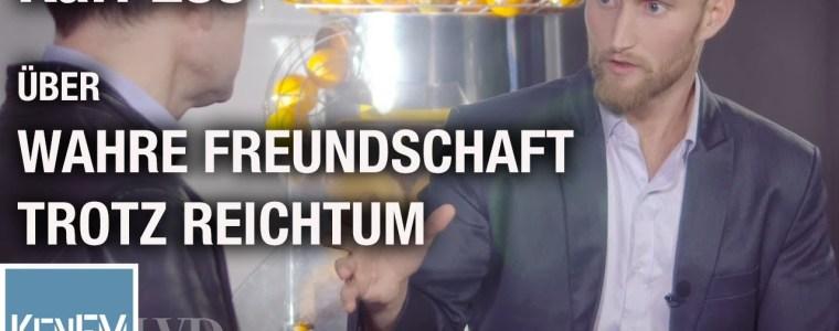 kenfm-spotlight:-karl-ess-uber-wahre-freundschaft-trotz-reichtum- -kenfm.de
