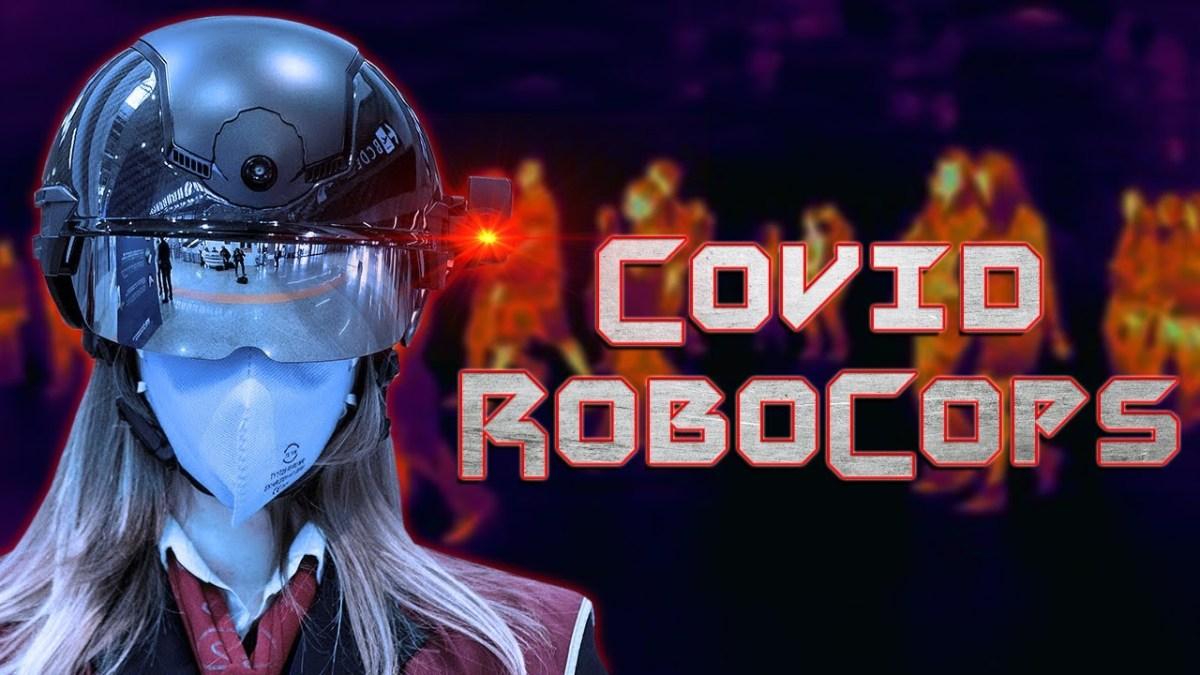 covid-robocops-arrive-in-michigan-–-#newworldnextweek