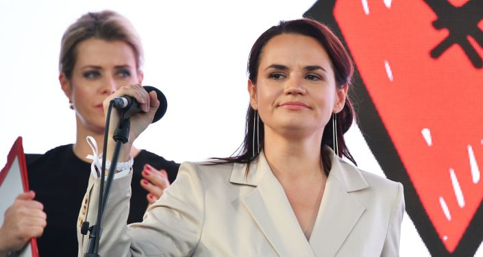 """litauens-parlament-bezeichnet-tichanowskaja-als-""""gewahlte-prasidentin-weisrusslands"""""""