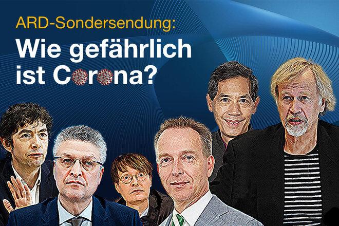 """ard-sondersendung-""""wie-gefahrlich-ist-corona?""""-–-online-petition"""