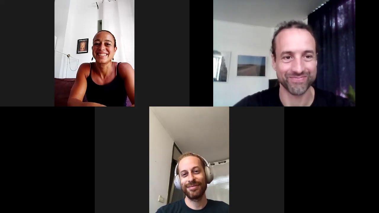 willem-interviewt-ruth-en-leon-uit-tel-aviv,-israel-|-zoom-interview-#10
