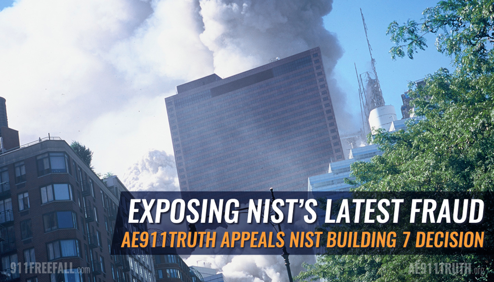 exposing-nist's-latest-fraud:-ae911truth-appeals-nist-building-7-decision
