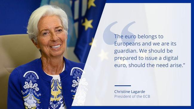"""ecb-trademarks-""""digital-euro""""-as-it-begins-experiments-on-digital-currency-launch"""