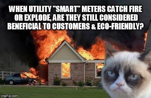 "fire-prevention-week-reminder:-utility-""smart""-meters-can-and-do-catch-fire-and-explode.-millions-recalled-and-replaced-already-–-activist-post"