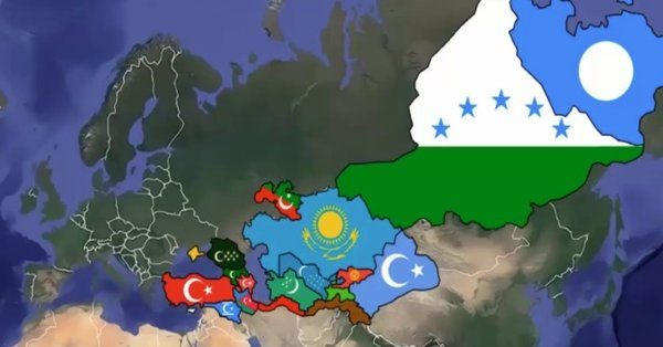 """turkish-media-releases-incredibly-ambitious-""""five-states,-one-nation""""-map"""