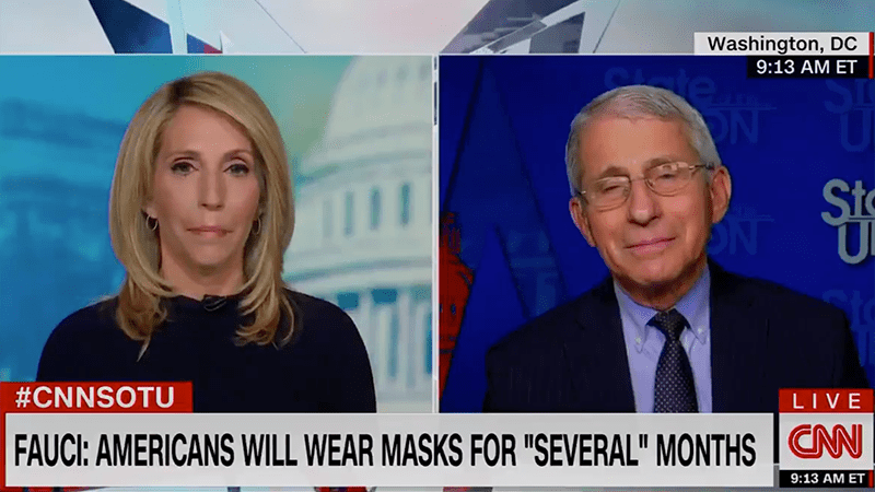 """fauci:-masks-on-into-2022;-return-to-normality-""""depends-what-you-mean-by-normality"""""""