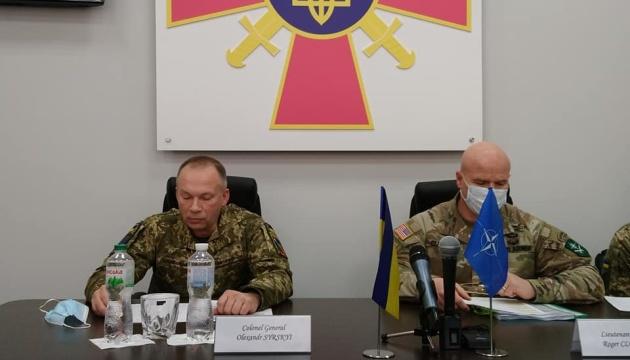 delegation-der-allied-land-command-der-nato-in-der-ukraine-eingetroffen