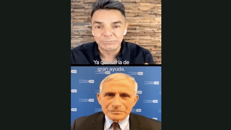 the-fauci-interview-on-the-pandemic-you-won't-see-on-mainstream-media.-mexico's-eugenio-derbez-–-global-research