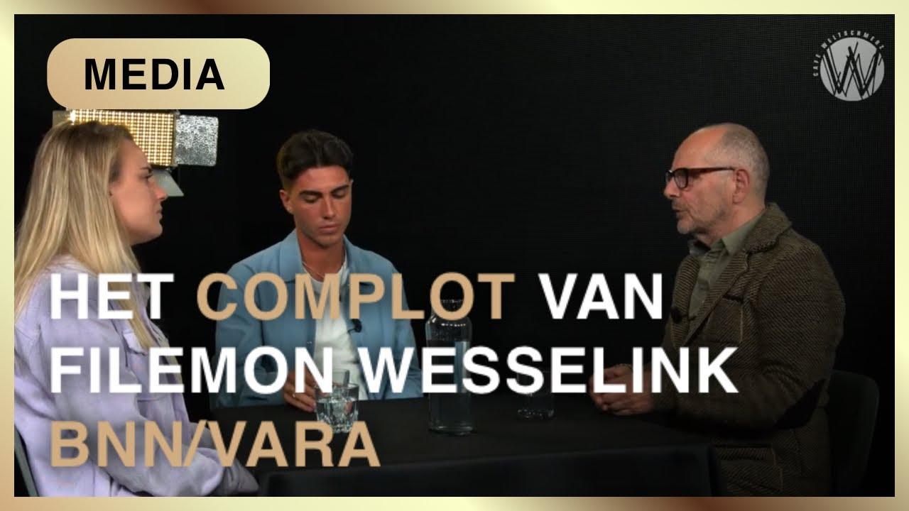 het-'complot'-van-filemon-wesselink-bnn/vara-–-max-von-kreyfelt,-laura-hos-en-duncan-robles-–-cafe-weltschmerz