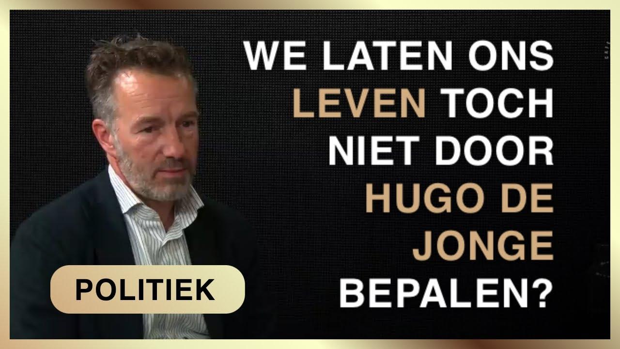het-is-geen-ebola!-we-moeten-snel-terug-naar-normaal!-–-george-van-der-leeden-met-wybren-van-haga-–-cafe-weltschmerz