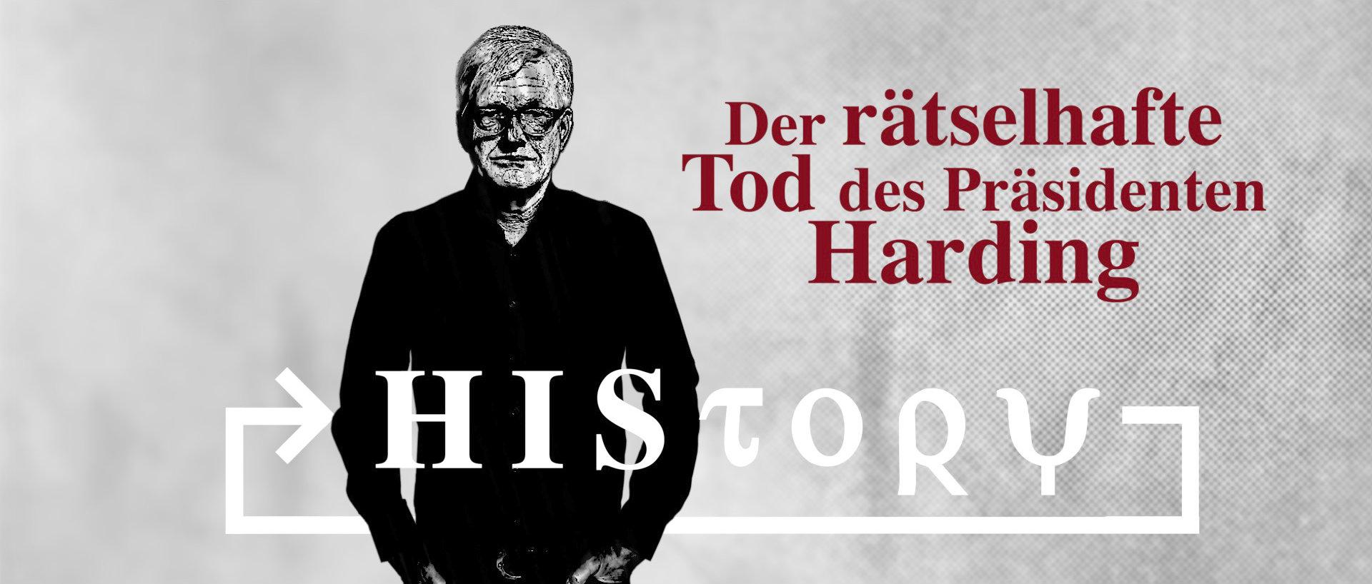 history:-der-ratselhafte-tod-des-prasidenten-harding-(podcast)- -kenfm.de