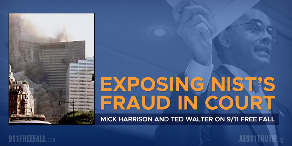 exposing-nist's-fraud-in-court:-mick-harrison-and-ted-walter-on-9/11-free-fall