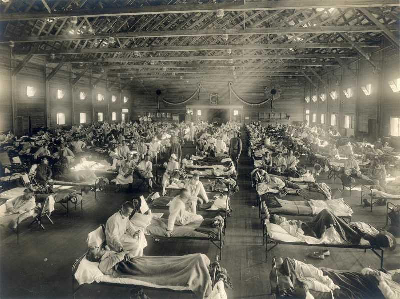 ziekte-uitbraken-bij-covid-19-gevaccineerden:-een-parallel-met-de-spaanse-griep?-–-frontnieuws