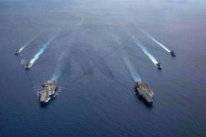 """china-eist-dat-buitenlandse-schepen-zich-melden-in-""""territoriale-wateren"""