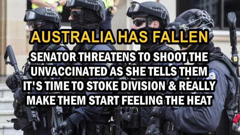 australische-senator-dreigt-de-ongevaccineerden-neer-te-schieten-en-zegt-dat-het-tijd-is-om-de-verdeeldheid-aan-te-wakkeren-en-ervoor-te-zorgen-dat-ze-het-echt-gaan-voelen