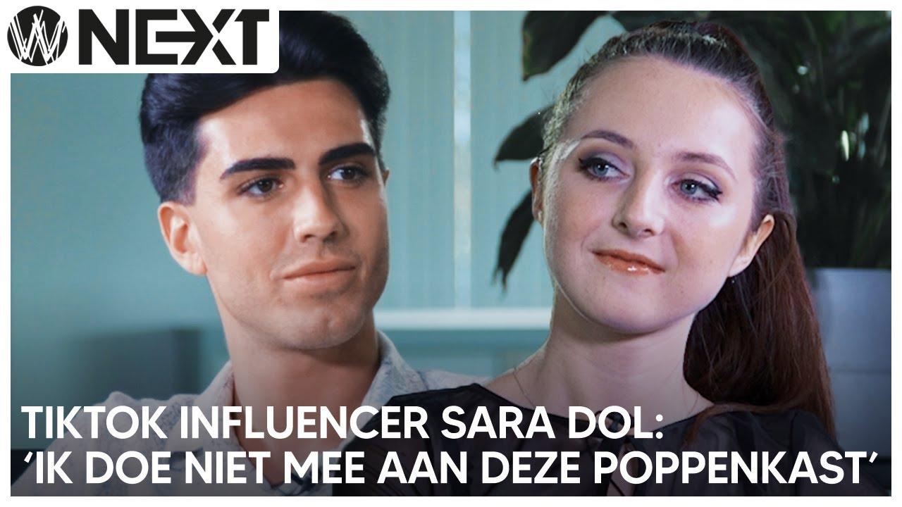 """tiktok-influencer-sara-dol:-""""ik-doe-niet-mee-aan-deze-poppenkast""""-–-cafe-weltschmerz"""
