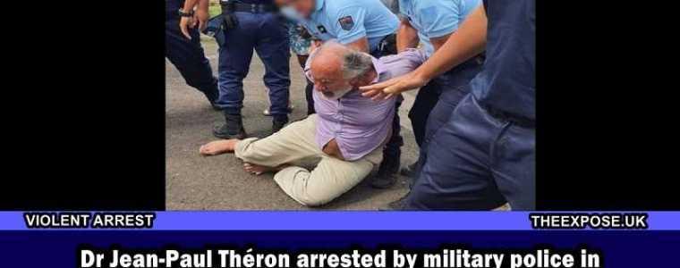 dr-jean-paul-theron-gearresteerd-door-militaire-politie-in-frankrijk-voor-het-voorschrijven-van-ivermectine-aan-covid-19-patienten