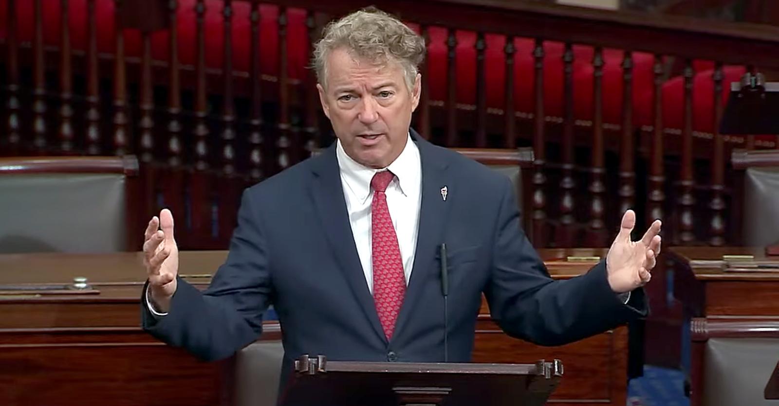 """senator-rand-paul:-""""fauci-verspreidt-onwaarheden-in-het-land"""