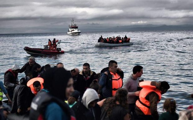 EU to give Turkey more funding to extend migrant deal, while Syria offensive exacerbates crisis