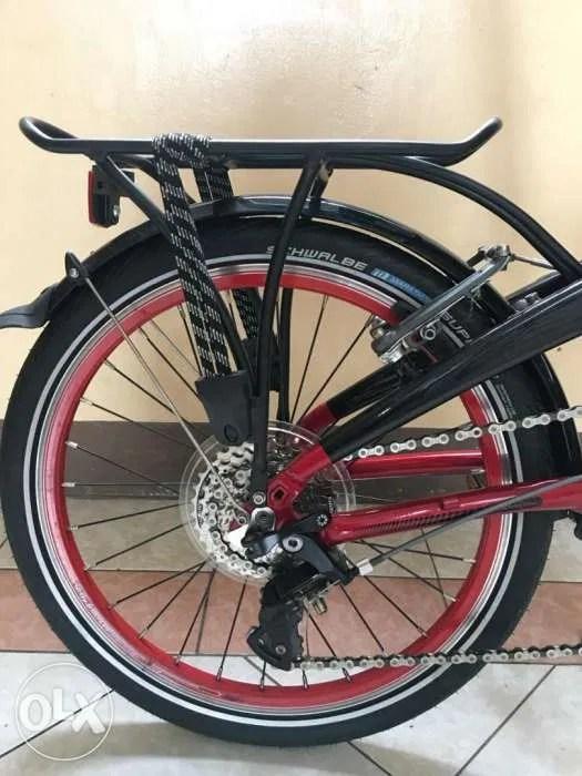 Dahon Vector P8 Folding Bike in Quezon City, Metro Manila ...