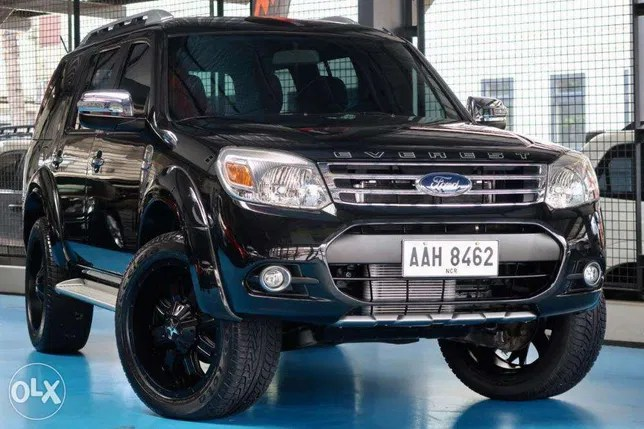 2014 Ford EVEREST manual SUPER FRESH in Quezon City, Metro ...