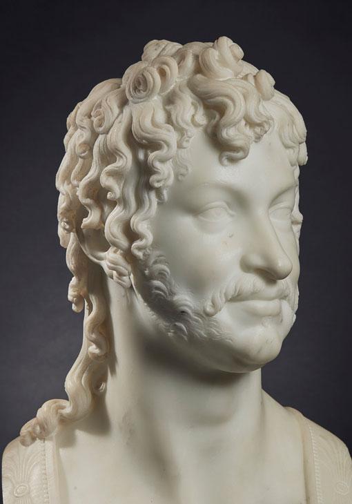 Canova's lost portrait bust of Joachim Murat has come to ...