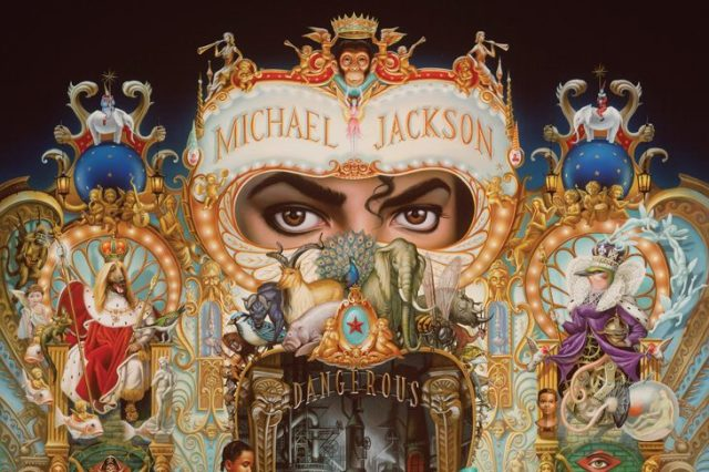 Image result for michael jackson on the wall
