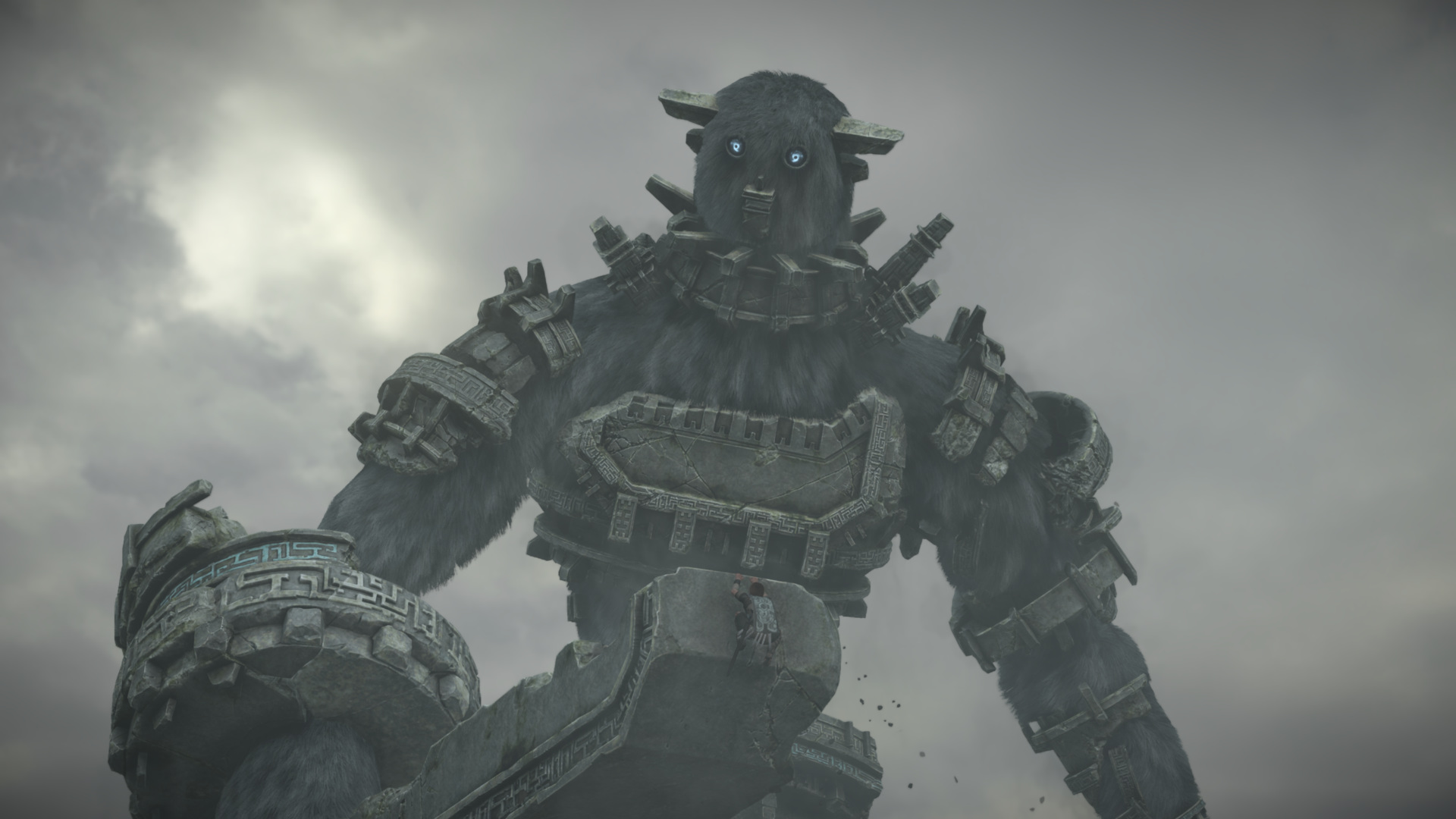 Shadow Colossus Psp