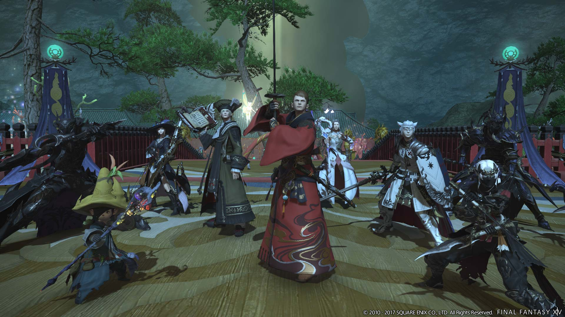 FINAL FANTASY XIV Online Complete Edition On PS4