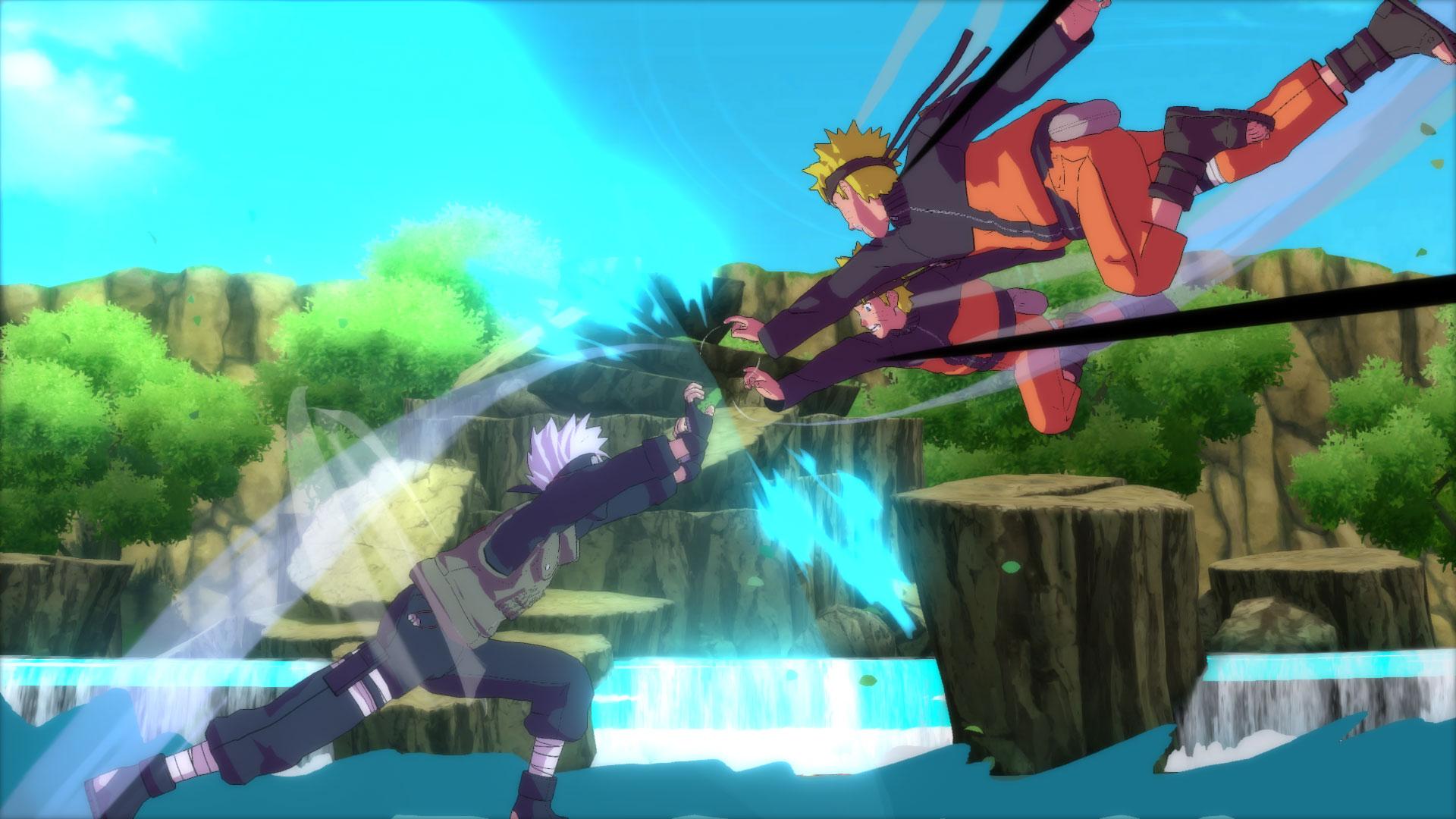 NARUTO SHIPPUDEN Ultimate Ninja STORM Trilogy On PS4