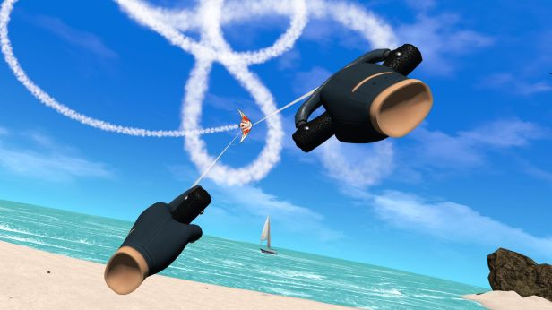 Image result for stunt kite masters vr playstation