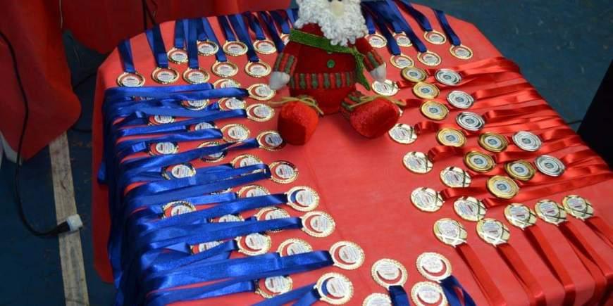 Campeonato Municipal de Kung Fu – Parque Hipólito, Limeira SP