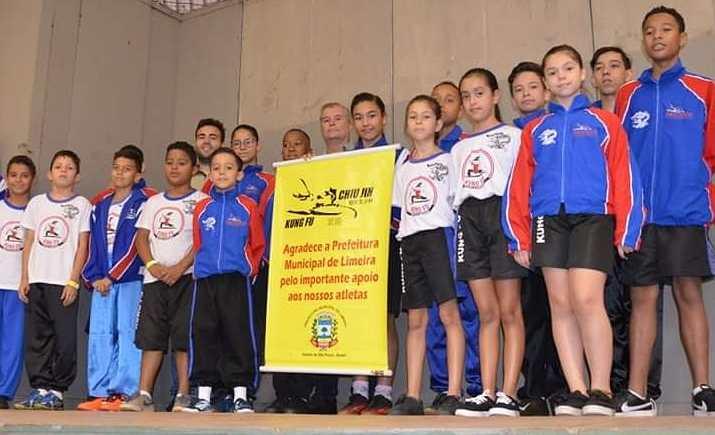 17ª edição da Copa Internacional de Kung Fu