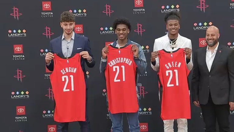 Rockets Roundtable: Thoughts on the NBA Draft Picks