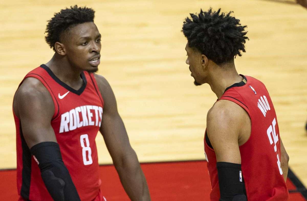 Houston Rockets mailbag – NBA draft, trades, and free agency