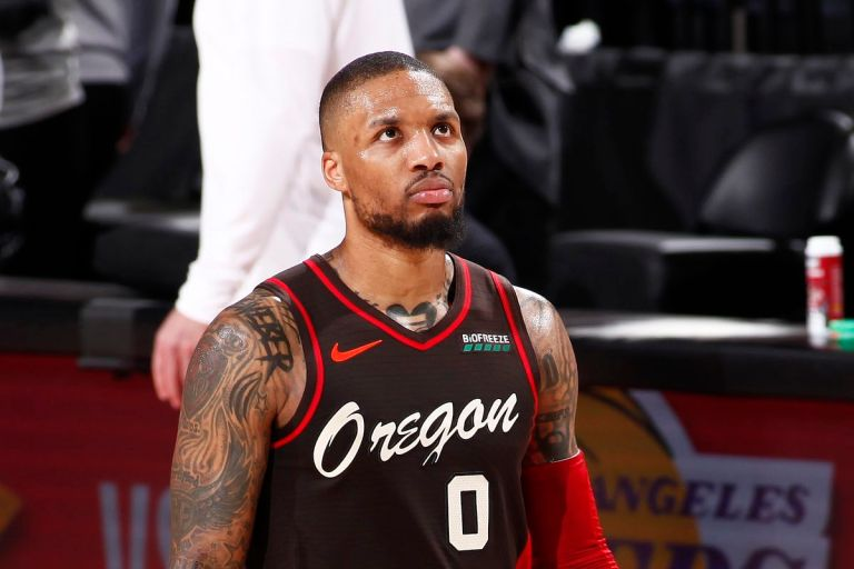 Report: Rockets among 'most aggressive' teams in Damian Lillard hunt
