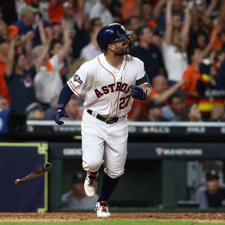 Wake Up With The Astros Scoring A BILLION Runs Last Night